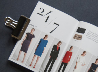 The Fold Look-book