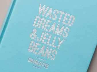 Charlotte Book - Wasted Dreams & Jelly Beans Cover Crop