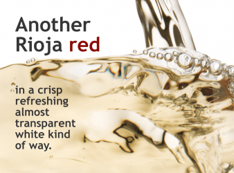 There's no such thing as 'a' Rioja – Poster Campaign